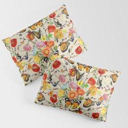 Butterfly Bouquet  Pillow Sham