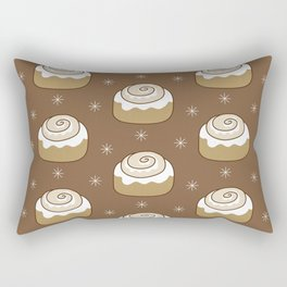 Cinnamon Bun Rectangular Pillow