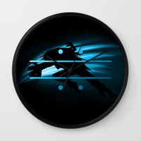 roman Wall Clocks featuring Roman Falglyth by Artoris
