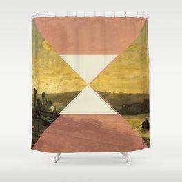 Parah Shower Curtain