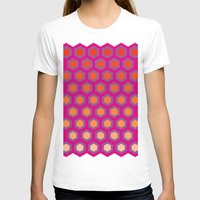 honeycomb T-shirts featuring Honeycomb by Andrew Jonathan Baker