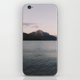 Sunset at the Lake iPhone Skin