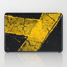 asphalt 1 iPad Case
