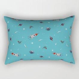 Spaceman. Rectangular Pillow