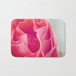 A Rose is a Rose is a Rose Bath Mat