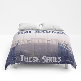 Tom Barnes These Shoes Comforters