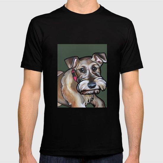 Maggie the irish terrier T-shirt