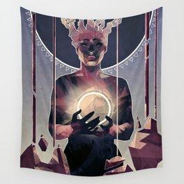 Götterdämmerung Wall Tapestry
