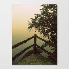End Canvas Print