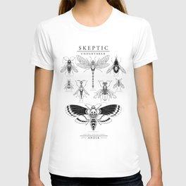ANOIK Skeptic on Undertaker T-shirt