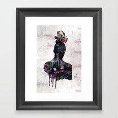 DREAM BIG/ Framed Art Print