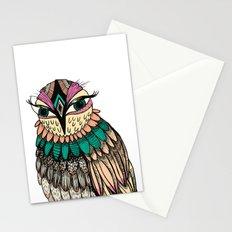 A Lovely Owl Stationery Cards