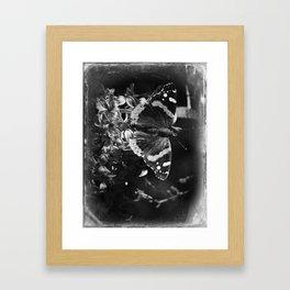 A Day full of Flutter bys Framed Art Print