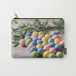 Easter Eggs 16 Carry-All Pouch