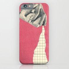 Top Secret (spray) Slim Case iPhone 6s