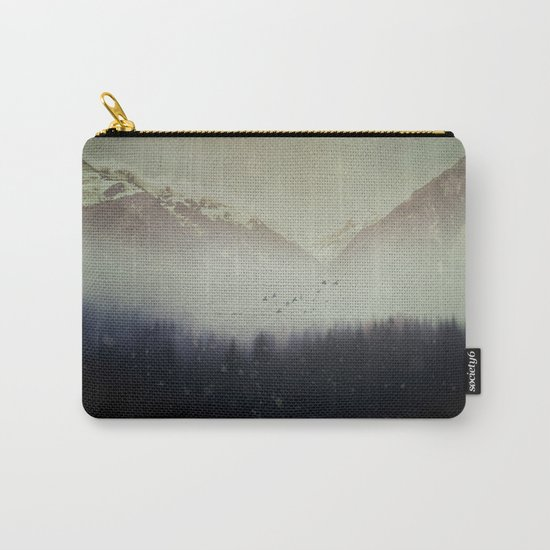 Winter Shade Carry-All Pouch