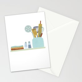 The Kitchen Shelf Stationery Cards