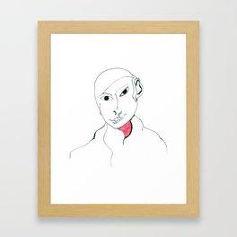 Fellow Framed Art Print
