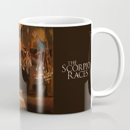 """""""It's late for that, Puck."""" Coffee Mug"""