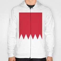 Flag Of Bahrain Hoody