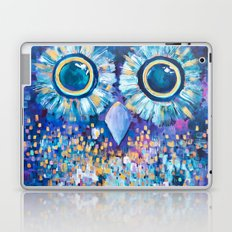 Visions in the Night Laptop & iPad Skin