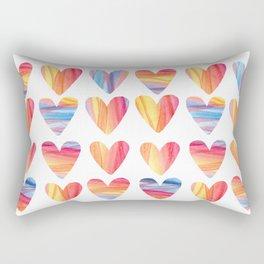 We heart it Rectangular Pillow