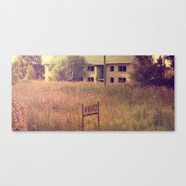 movie Canvas Print