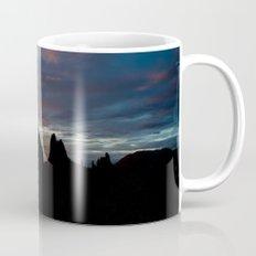 Sunrise Silhouette Mug