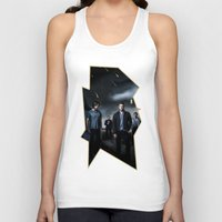 supernatural Tank Tops featuring Supernatural by Clara J Aira
