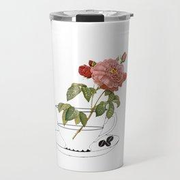 botanical coffee Travel Mug