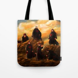 the pain Tote Bag