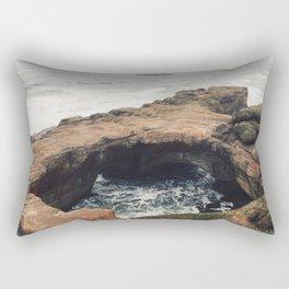 Otter Rock Rectangular Pillow