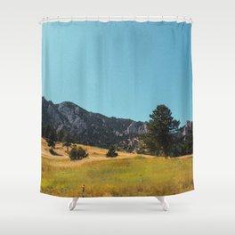 Flatirons 2 Shower Curtain