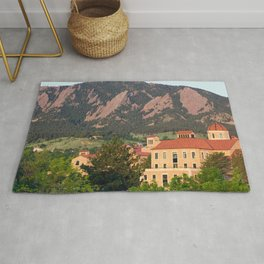 University of Colorado - Boulder Rug