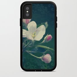 Apple Blossom Fancy iPhone Case