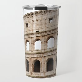 The Colosseum Roma Italia Travel Mug