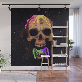 It Comes from Outer Space Wall Mural