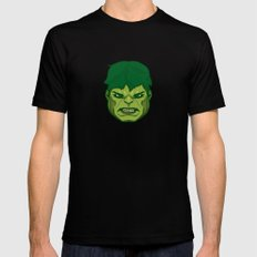 #45 Hulk Mens Fitted Tee MEDIUM Black