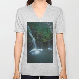 Natural Falls Unisex V-Neck