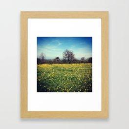 Grandpa Framed Art Print
