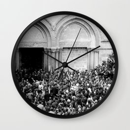 Church of the Holy Sepulchre Wall Clock
