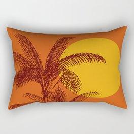 buenas tardes Rectangular Pillow