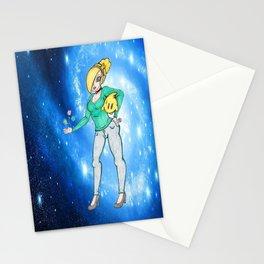 Rosalina and Luma  Stationery Cards