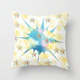 Cabsink16DesignerPatternSPH Throw Pillow