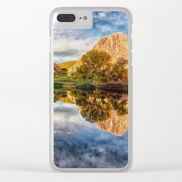 Colorful Colorado Clear iPhone Case
