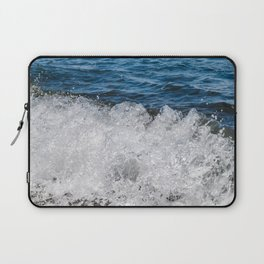 Bohol Sea Wave Laptop Sleeve