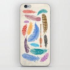 Sky Gods iPhone & iPod Skin
