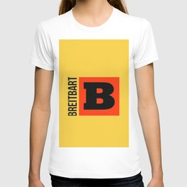 Breitbart Gold T-shirt