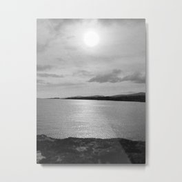 Staring Into Space Metal Print