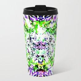 HASI Mandala Metal Travel Mug